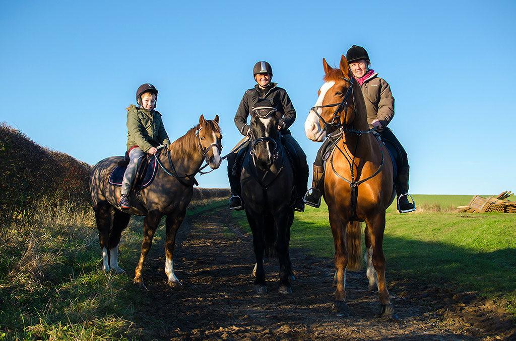 Horses For Loan Wikefield Farm